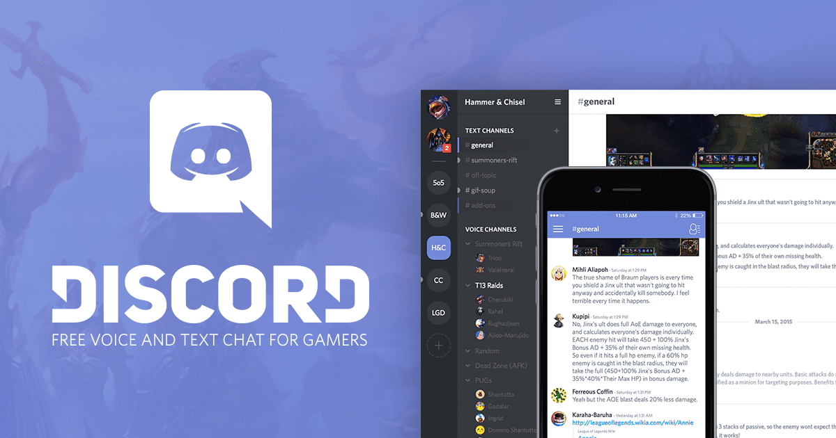 Discord App What Parents Need To Know Cyber Safety Cop